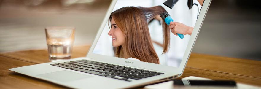 coiffeur en ligne